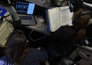 Talon Mark's 'Campus News Hour' April 25, 2012