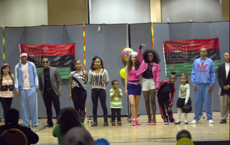 Black Student Union Celebration Slideshow