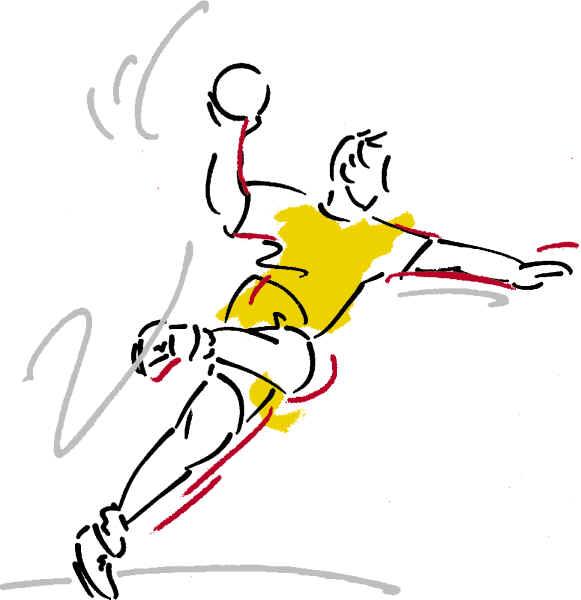 Handball: A growing campus sport