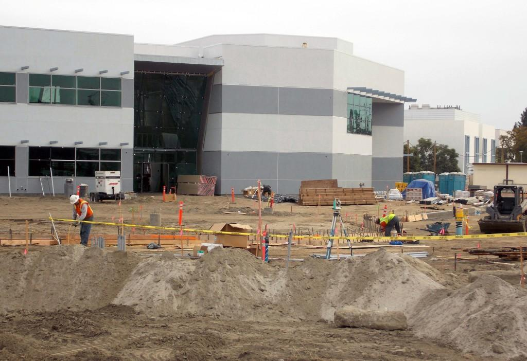 New Liberal Arts and DSPS Building set to open in Summer 2014