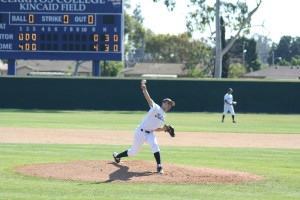 Second game for men's baseball proves victorious