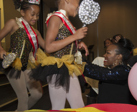 Black History Month receives its farewell through dance