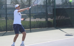 Momentous game play gives men's tennis season win against Pirates