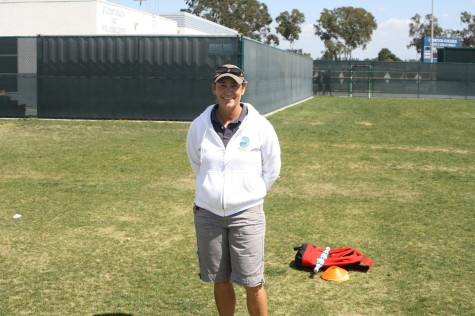 Deborah Jensen honored by California Community College Physical Educators Association