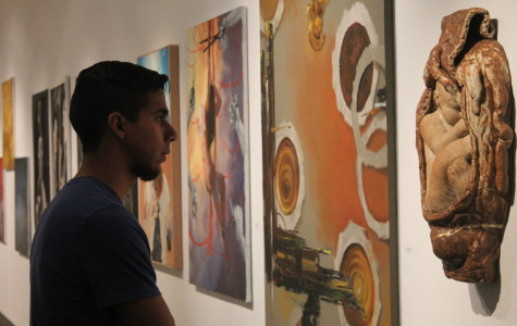 Annual Student Art Exhibition, award ceremony recognizes student achievements
