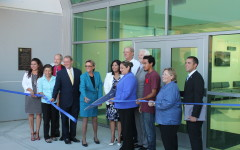 New Liberal Arts, DSPS building dedicated with ribbon-cutting ceremony