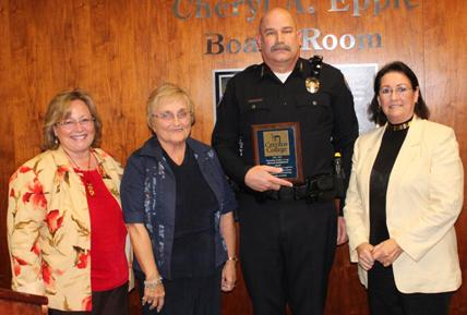 Cerritos staff remember Chief Bukowiecki and his career