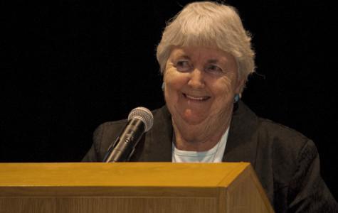 Former women's softball coach Nancy Kelly dies