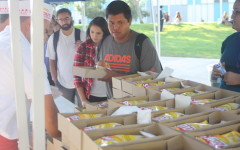 Welcome Week continued with second In-N-Out giveaway