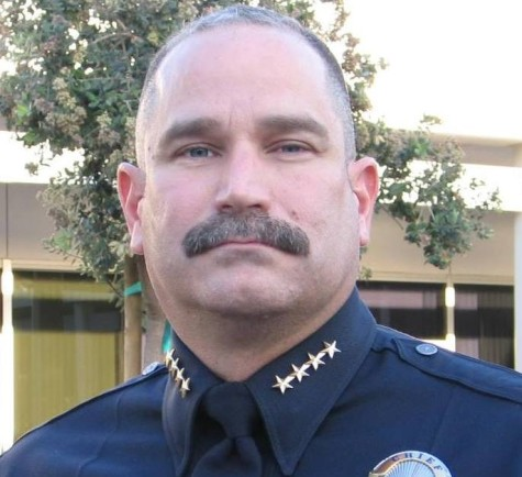 Chief of campus police dies of 'apparent suicide'