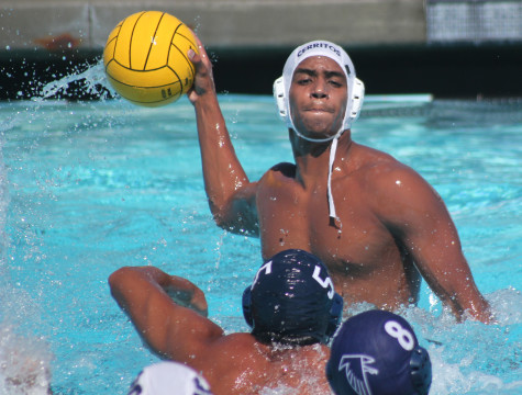 Water polo prepares for fall season
