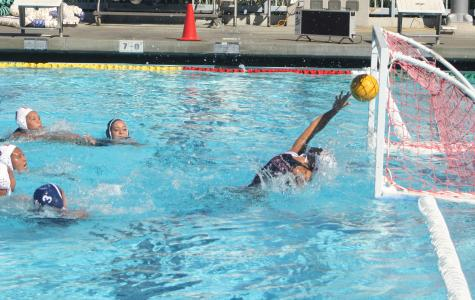 Another loss in a close game for women's water polo