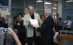 DSPS dedicates building to Bob Hughlett