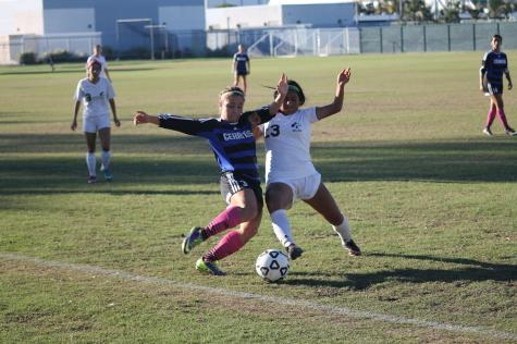 Women's soccer returns favor to ELAC tenfold with revenge win