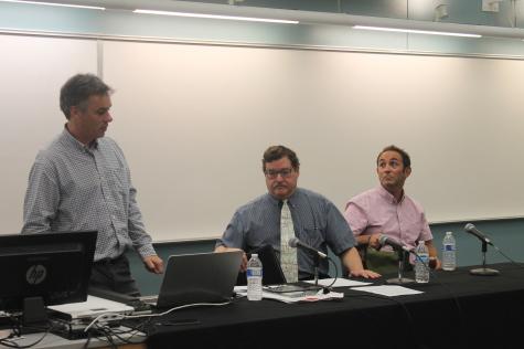 UCLA, Berkley professors visit for Constortium on Israel and Hamas