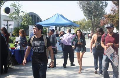 Job Fair offers students employment opportunities