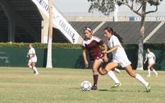 Women's soccer shuts out El Camino-Compton