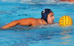 Men's water polo suffers 12-5 defeat