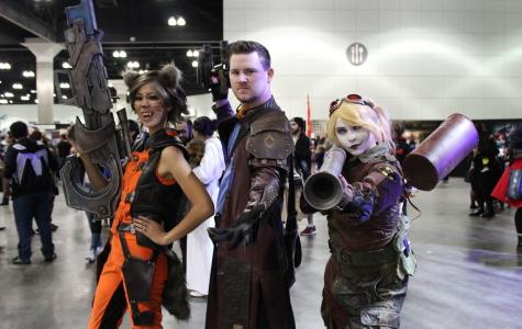 Comikaze takes over Los Angeles