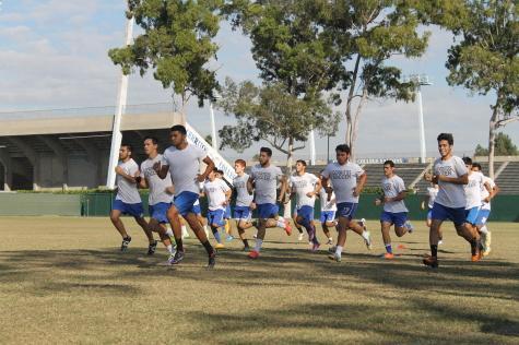 Frustration looms, men's soccer looks ahead