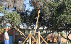 ASET Club holds catapult fundraiser