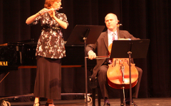 Music faculty perform at Gala