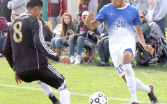 Men's soccer state champions, Johnson crucial in win