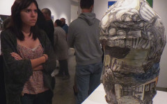 Cerritos College Art Gallery now showing the 2015 Faculty Art Exhibit