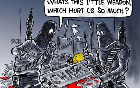 Charlie Hebdo massacre should not encourage censorship