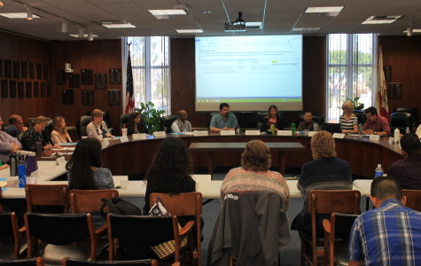 Faculty Senate discusses text books and construction