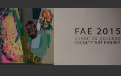 Slideshow: Faculty Art Exhibit 2015