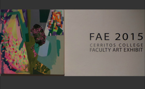 Slideshow: Faculty Art Exhibit 2015