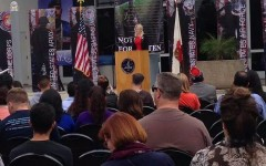 Garcia on a mission to be the voice for women veterans