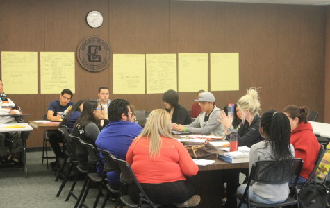 ASCC Cabinet discusses Spirit Days events, Northern California school tours