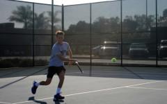 Slideshow: Men's Tennis Falcons vs. Comets | Feb. 6