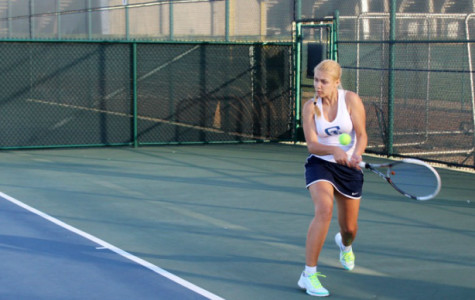 Slideshow: Women's Tennis Falcons vs. Comets | Feb. 6