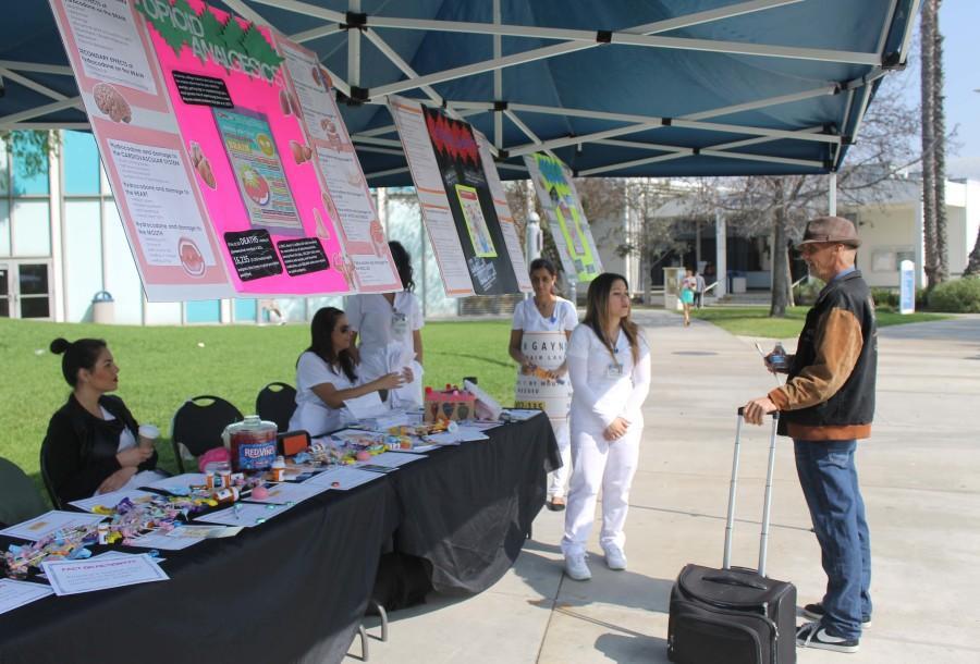 Health Fair gives students medical tips
