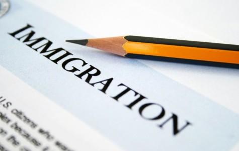 Immigrants raising debt