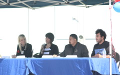 Public debate and forum held for ASCC running candidates
