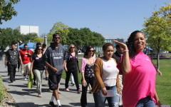 Breast Cancer Awareness Walk beats the heat at Cerritos