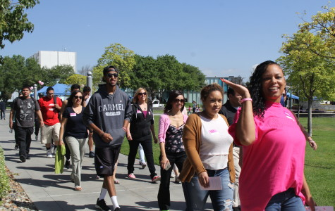 Breast Cancer Awareness Walk beats the heat at Cerritos