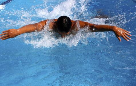 Cerritos College men's swim and dive team head to Cuesta College