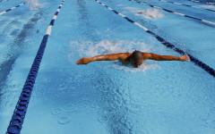 Falcons swim past Chaffey college and LA Trade tech