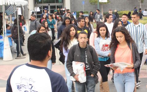 Senior Preview Day invites high school students to campus