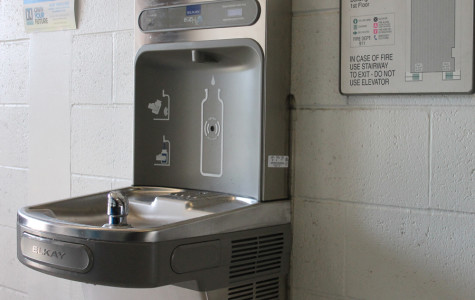 Cabinet announces hydration station; commencement volunteers needed