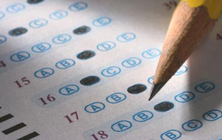 Standardized tests: a necessary evil
