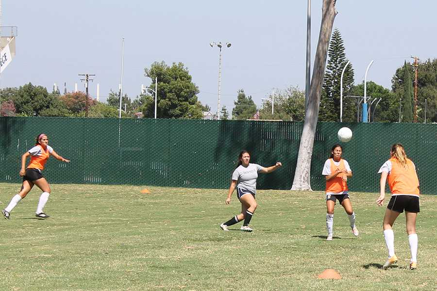 Defeated college looks to strike back at women's soccer team