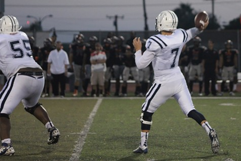 Cerritos football bounces back with a trouncing of Ventura