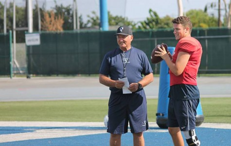 One-On-One with Football Head Coach Frank Mazzotta