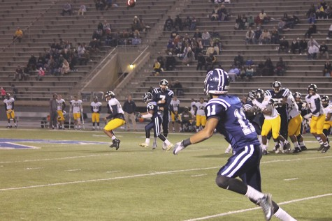 Conference win earns Falcons Southern California playoffs